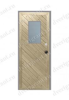 Металлическая дверь для бани - модель МДБ-009