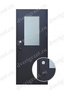 Металлическая дверь для бани - модель МДБ-012
