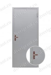 Металлическая дверь для бани - модель МДБ-015