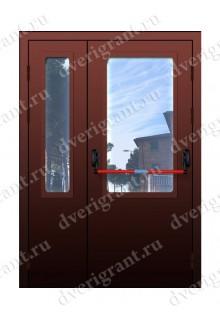 """Противопожарная дверь """"Антипаника"""" (с системой """"Антипаника"""")"""
