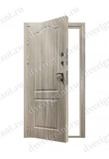 Внутренняя металлическая входная дверь - модель 09-004