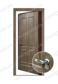 Внутренняя металлическая входная дверь - модель 09-007