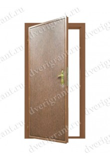 Внутренняя металлическая входная дверь - модель 09-008