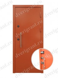 Бронированная дверь - модель 01-001