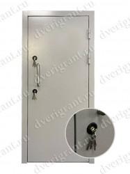 Бронированная дверь - модель 01-003