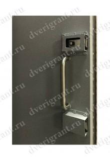 Металлическая бронированная дверь - модель - 01-003