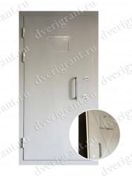 Бронированная дверь - модель 01-004