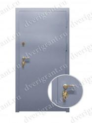 Бронированная дверь - модель 01-006