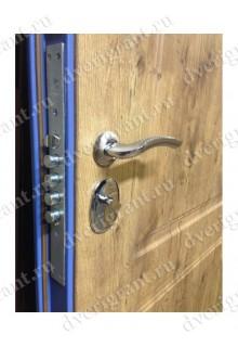 Металлическая бронированная дверь - модель - 01-006