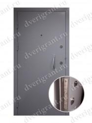 Бронированная дверь - модель 01-008