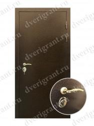 Бронированная дверь - модель 01-009