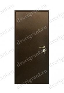 Металлическая бронированная дверь - модель - 01-009