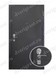 Бронированная дверь - модель 01-010