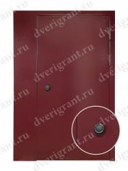 Входная металлическая дверь - 02-007
