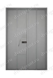 Металлическая дверь - модель - 02-012