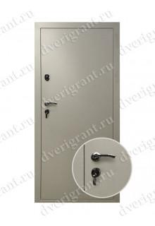 Внутренняя металлическая дверь - модель - 09-004