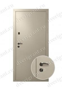 Внутренняя металлическая дверь - модель - 09-006