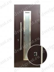Входная металлическая дверь - 10-032