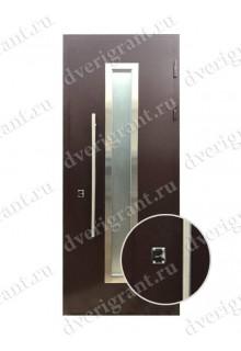 Металлическая дверь - модель - 10-032