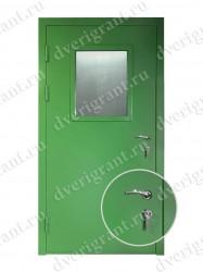Входная металлическая дверь - 10-033