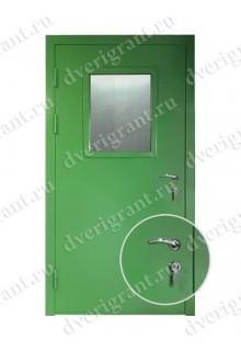 Металлическая дверь - модель - 10-033