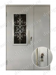 Входная металлическая дверь - 10-035