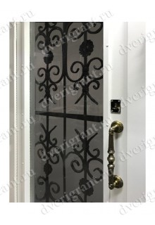 Металлическая дверь - модель - 10-036
