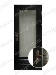 Входная металлическая дверь - 10-037