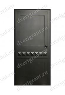 Металлическая дверь - модель - 10-038