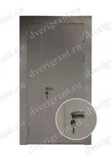Металлическая дверь - модель - 10-041