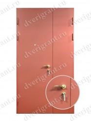 Входная металлическая дверь - 10-042