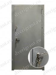 Входная металлическая дверь эконом класса - 21-14