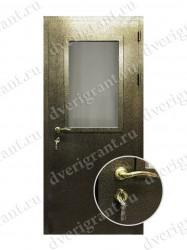 Входная металлическая дверь - 10-044