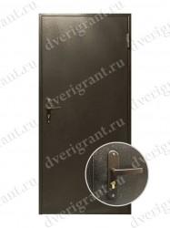 Входная металлическая дверь - 10-046