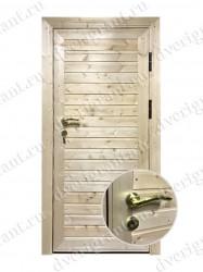 Входная металлическая дверь - 10-047