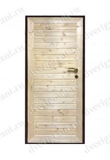 Металлическая дверь - модель - 10-047