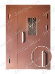 Входная металлическая дверь - 10-048