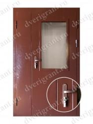Входная металлическая дверь - 10-049