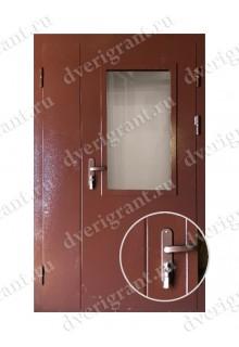 Металлическая дверь - модель - 10-049