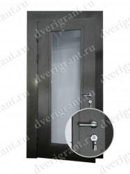 Входная металлическая дверь - 10-051