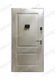 Металлическая внутренняя дверь - модель - 10-052