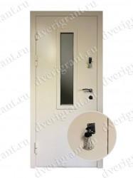 Входная металлическая дверь - 10-054