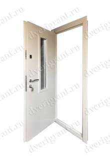Техническая металлическая дверь 10-054