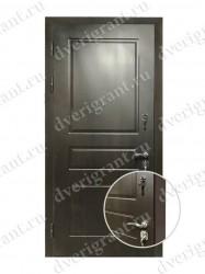 Входная металлическая дверь - 10-055