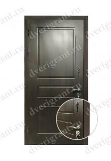 Металлическая внутренняя дверь - модель - 10-055