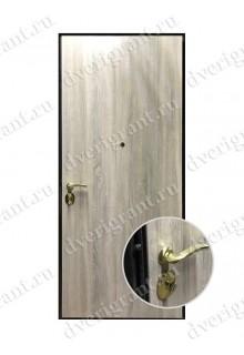 Входная металлическая дверь эконом класса - 21-16