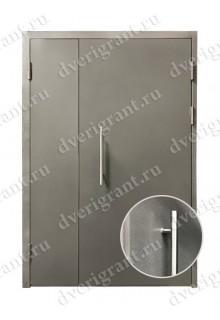 Техническая металлическая дверь 10-057