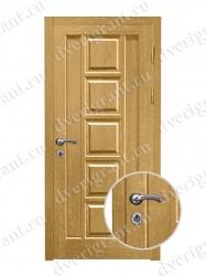 Входная металлическая дверь - 10-061