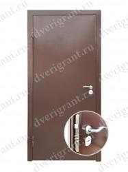 Входная металлическая дверь - 10-062
