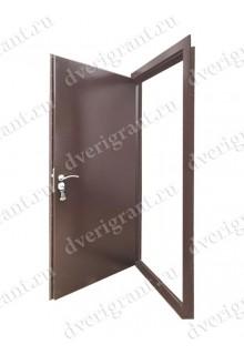 Металлическая дверь - модель - 10-062